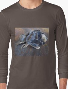 One bird escape from the Zoo of Death Long Sleeve T-Shirt