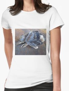 One bird escape from the Zoo of Death Womens Fitted T-Shirt