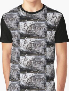 Wood Texture 1 Graphic T-Shirt