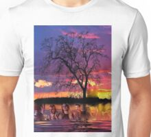Reflection on the Water Unisex T-Shirt