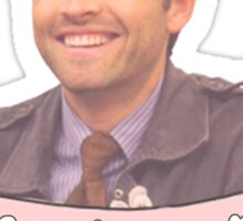 Supernatural - Cas/Misha Sticker