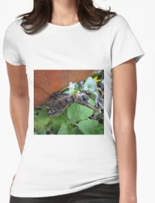 Another bird escape from the Zoo of Death Womens Fitted T-Shirt