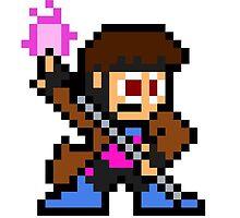 8-bit Gambit by 8 Bit Hero