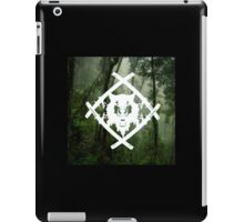 HollowSquad White Forest iPad Case/Skin