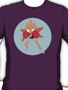 Hitmonchan - Basic T-Shirt