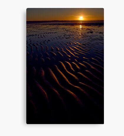 Bunbeg Beach, County Donegal, Ireland Canvas Print