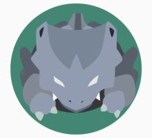 Rhyhorn - Basic by Missajrolls
