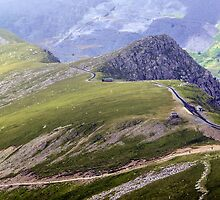 Welsh Mountain Railway by Paul Madden