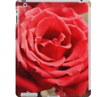 Romantic Red Rose  iPad Case/Skin