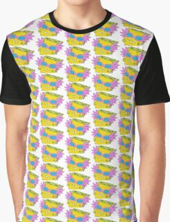 Shady Spongebob Graphic T-Shirt