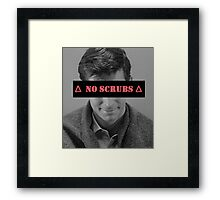 We're all in our private traps... Framed Print