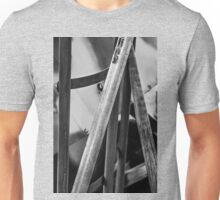 Texture and Worn Tools Unisex T-Shirt