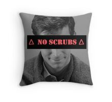 We're all in our private traps... Throw Pillow