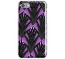 Purple & Black~ iPhone Case iPhone Case/Skin