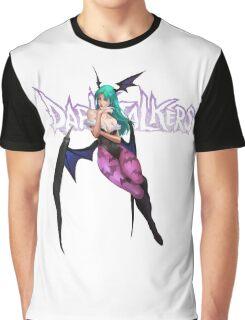 Morrigan Aensland Graphic T-Shirt