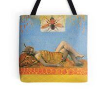 Ms. Honey Tote Bag