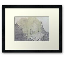 Come Back to Me Framed Print
