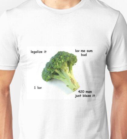 420 good kush shirt Unisex T-Shirt