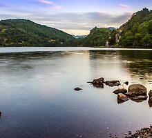 Llyn Gwynant - Snowdonia by Paul Madden