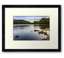 Llyn Gwynant - Snowdonia Framed Print
