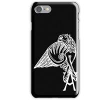 Buffy the Vampire Slayer - Angel's Tattoo (white) iPhone Case/Skin