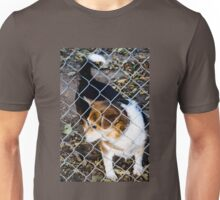 Behind the Fence Unisex T-Shirt