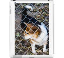 Behind the Fence iPad Case/Skin