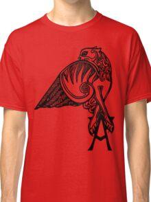Buffy- angel's tattoo (black) Classic T-Shirt