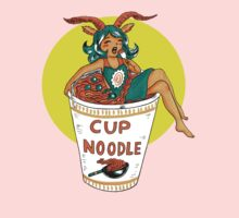 Ms. Cup A Noodle Kids Tee