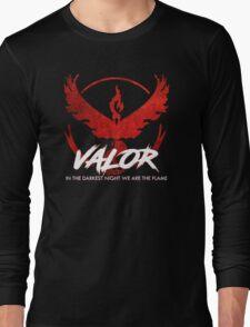 Team Valor - Crush Rush Long Sleeve T-Shirt