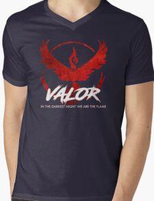 Team Valor - Crush Rush Mens V-Neck T-Shirt