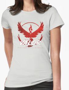 Team Valor - Crush Rush Womens Fitted T-Shirt