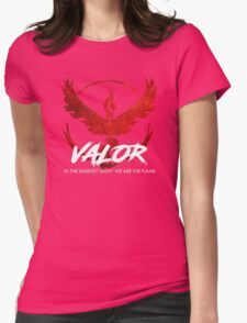 Team Valor - Crush Rush Womens Fitted T-Shirt