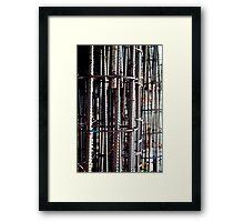 CONSTRUCTION - Artist Framed Print