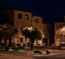 plaza les olives by joan manel zamora