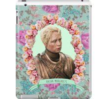 Brienne (Valar Morghulis) iPad Case/Skin