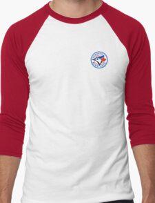 Toronto Blue Jays - Logo Men's Baseball ¾ T-Shirt