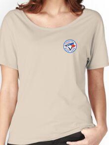 Toronto Blue Jays - Logo Women's Relaxed Fit T-Shirt