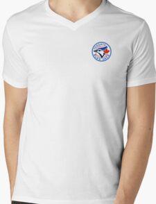 Toronto Blue Jays - Logo Mens V-Neck T-Shirt
