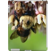 Bee on the Bottom iPad Case/Skin