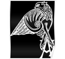 Buffy the Vampire Slayer - Angel's Tattoo (white) Poster