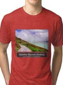 Summer trip to Tyrol, Austria Tri-blend T-Shirt