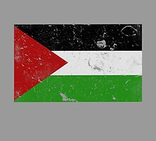Palestine Flag by Boogiemonst