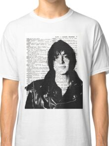 """Julian Casablancas - The Strokes """"Acoustic Vibrations"""" Classic T-Shirt"""