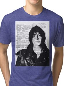 "Julian Casablancas - The Strokes ""Acoustic Vibrations"" Tri-blend T-Shirt"