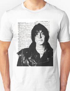 """Julian Casablancas - The Strokes """"Acoustic Vibrations"""" Unisex T-Shirt"""