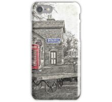 Hadlow in Oils iPhone Case/Skin