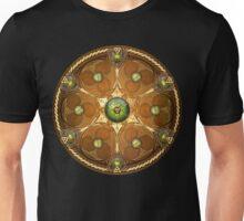 Celtic Warrior Chieftain's Emerald Shield Unisex T-Shirt