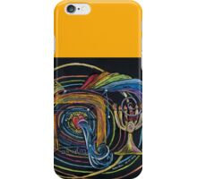 HEI - 5 - Beholding God iPhone Case/Skin