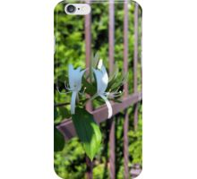 out of row iPhone Case/Skin